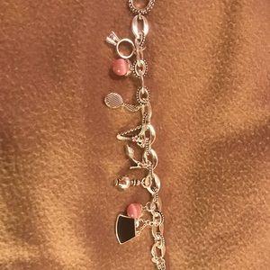 Premier Designs charm bracelet